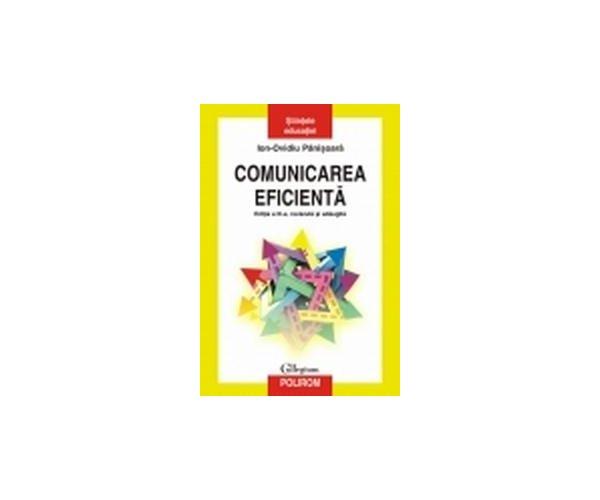 COMUNICAREA EFICIENTA EDITIA 3 CARTONAT