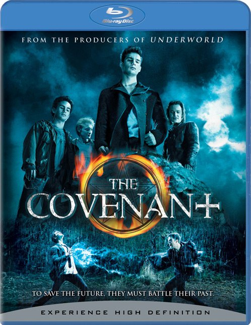 CONJURATIA TACERII BR - THE COVENANT