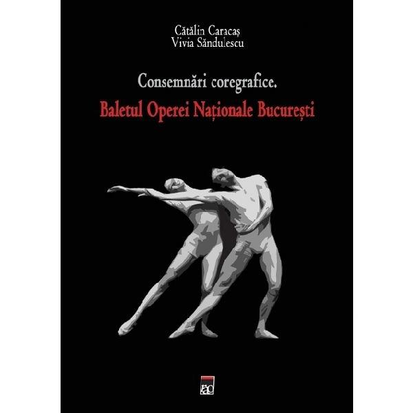 Consemnari coregrafice, Vivia, Catalin Sandulescu,Caracas
