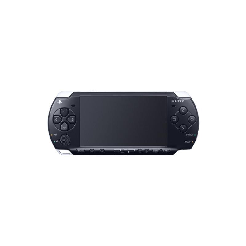 CONSOLA SONY PSP BLACK + KILLZONE & RESISNTANC