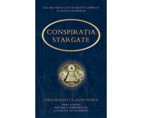 CONSPIRATIA STARGATE  - CARTE DE BUZUNAR