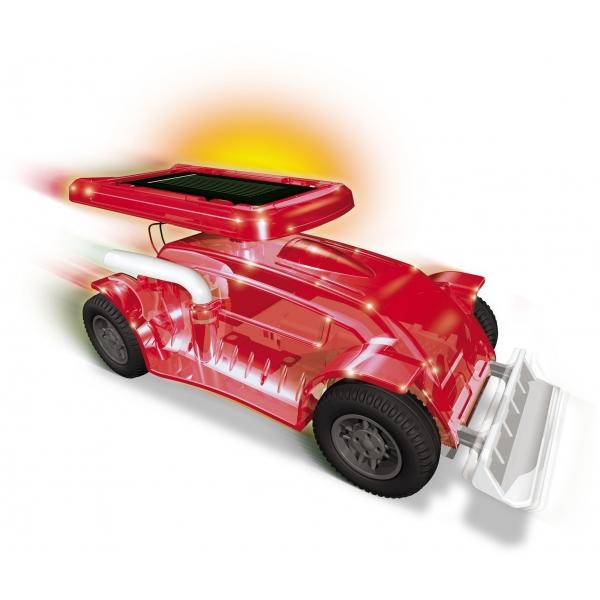 Construieste un vehicul cu energie solara