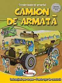 CONSTUIESTE-TI SINGUR PROPRIUL CAMION DE ARMATA
