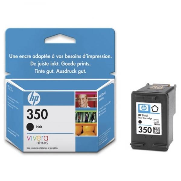 Consumabil HP Nr.350, b lack  pt HPC5280