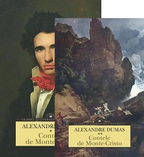 CONTELE DE MONTE-CRISTO (2 VOLUME)