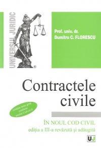 CONTRACTELE CIVILE EDITIA 3