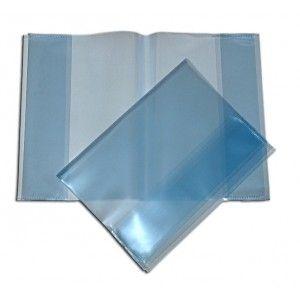 Coperta caiet A4,transparenta,cristal