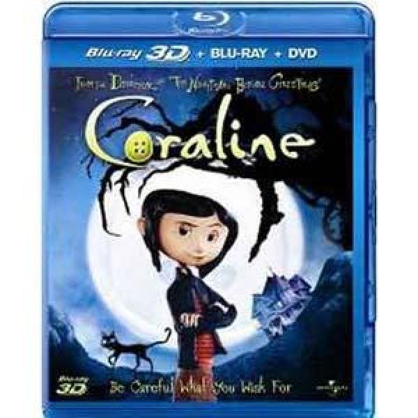 CORALINE 3D (BR) - CORALINE 3D (BR)