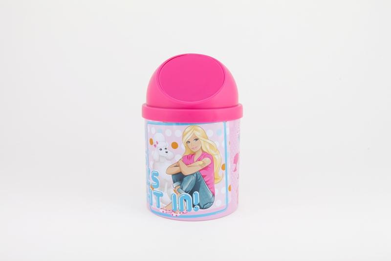 Cos pentru hartii, Barbie