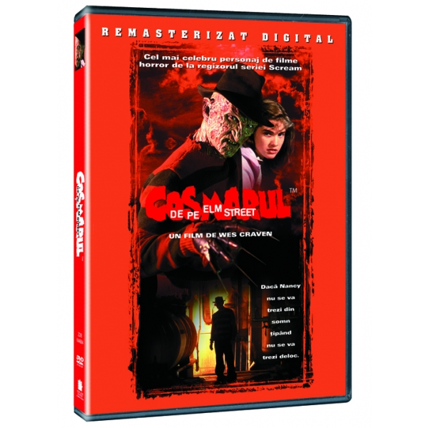 COSMAR PE STRADA ULMILOR - NIGHTMARE ON ELM STREET (1984)