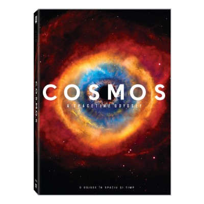 COSMOS A SPACETIME ODYSSEY:...