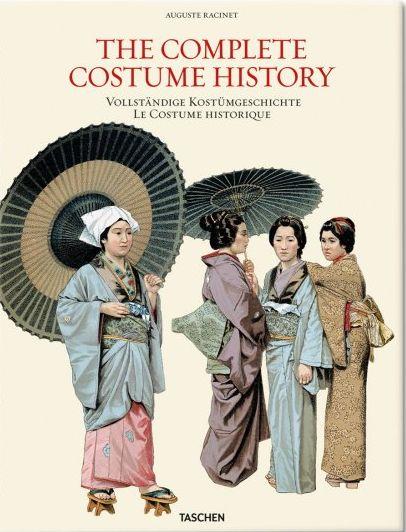Costume history (racinet) - Francoise Tetart-Vittu