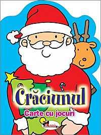 CRACIUNUL - CARTE DE JOCURI