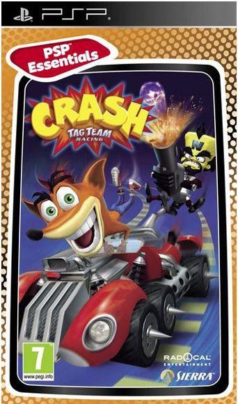 CRASH T TEAM RACING ESS