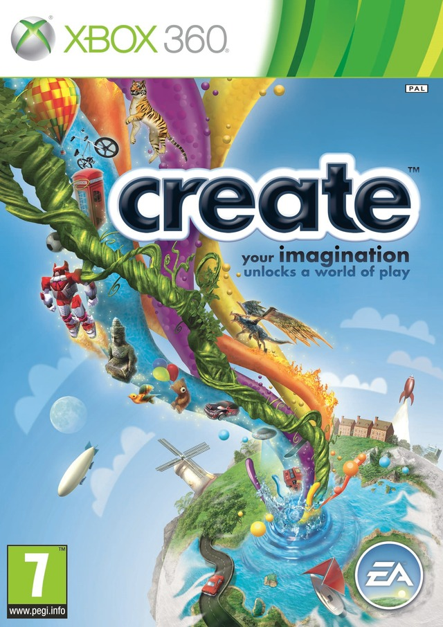 CREATE XBOX360