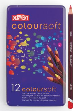 Creion Derwent Coloursoft Cream