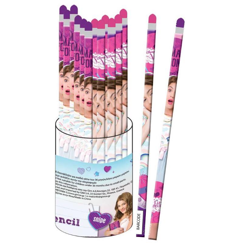 Creion grafit Violetta