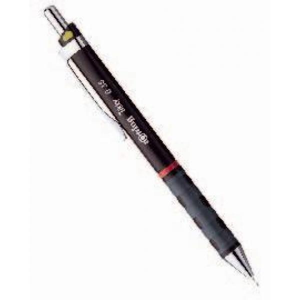 Creion mecanic Rotring Tikky 0,7mm,burgundy