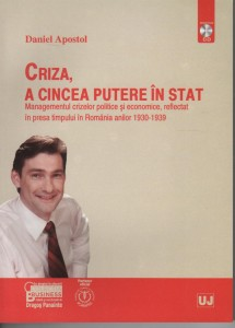 CRIZA, A CINCEA PUTERE IN STAT