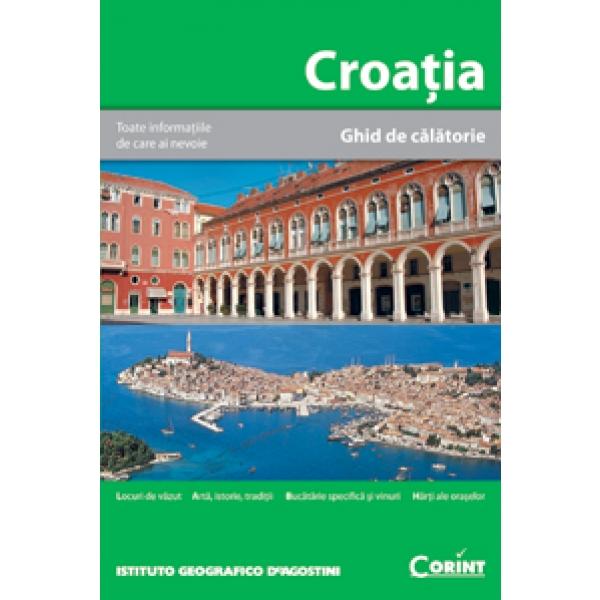 CROATIA - GHID DE CALA TORIE