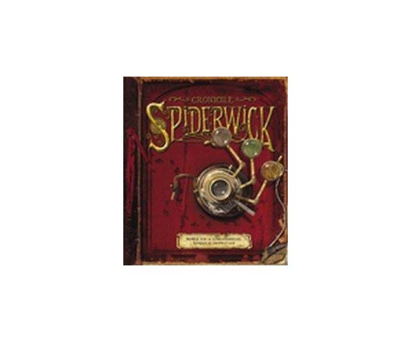 CRONICILE SPIDERWICK - CARTEA MARE