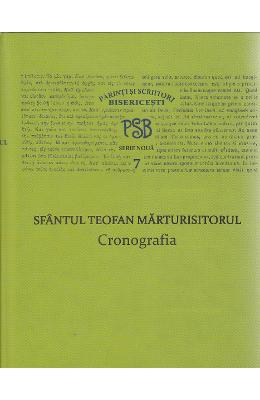CRONOGRAFIA - P.S.B. VOLUMUL 7 (NOUA COLECTIE)