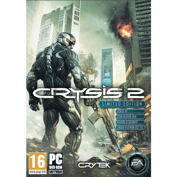CRYSIS 2 LIMITED EDITIO PC