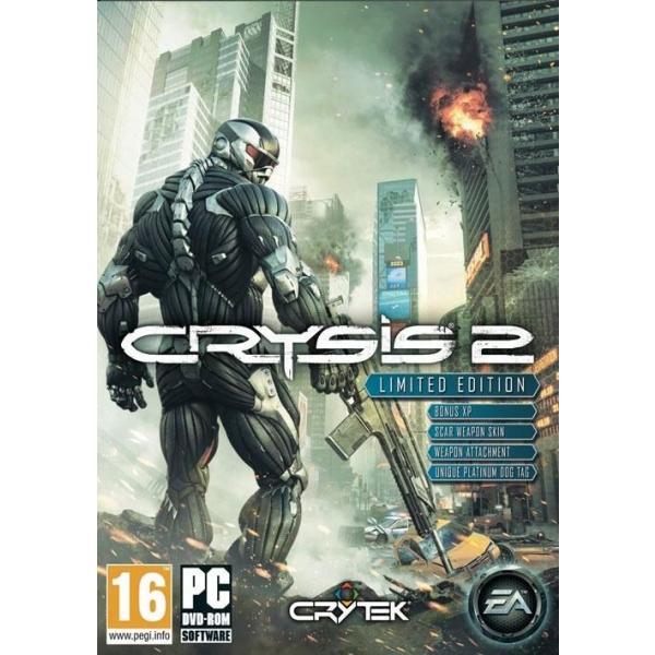 CRYSIS 2 LIMITED EDITIO PC