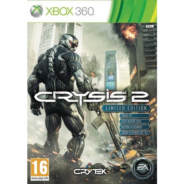CRYSIS 2 LIMITED EDITIO XBOX360