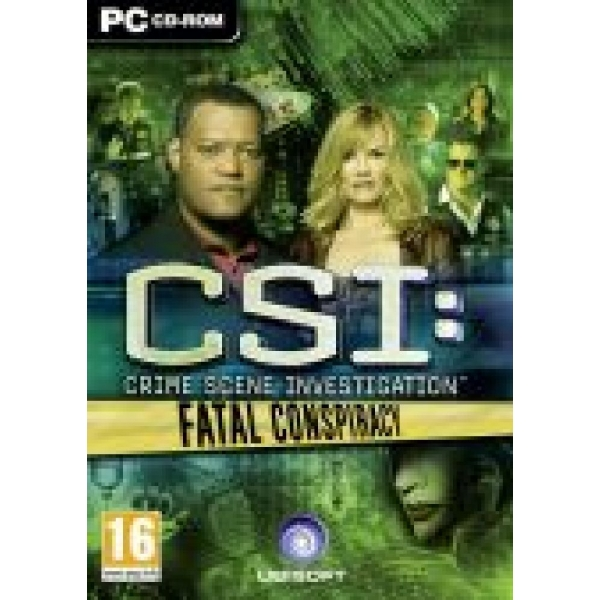 CSI 6 FATAL CONSPIRACY PC