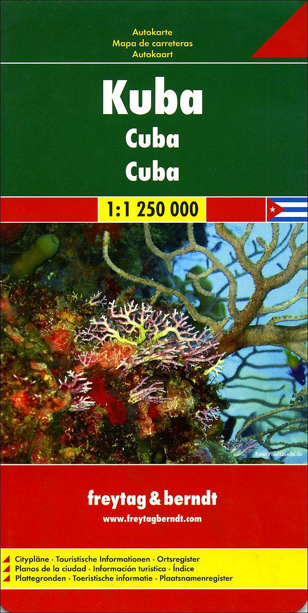 Cuba (1:1.250.000)