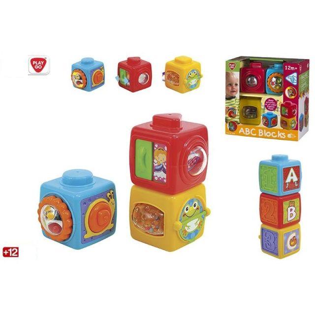 Cuburi educative,PlayGo