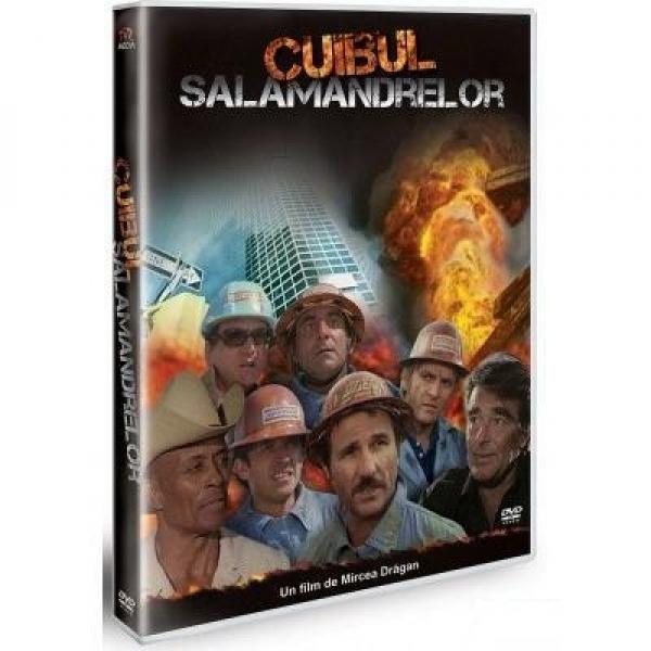 CUIBUL SALAMANDRELOR CUIBUL SALAMANDRELOR