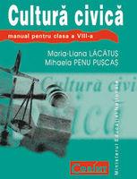 CULTURA CIVICA CLASA 8 - LACATUS