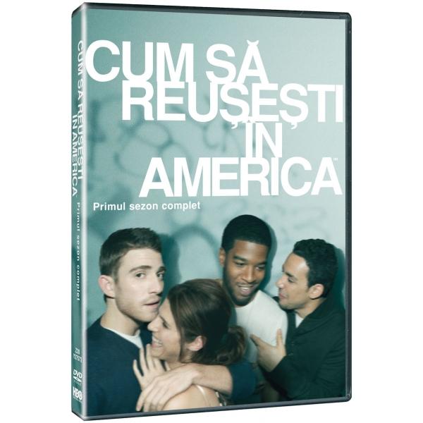 CUM SA REUSESTI IN AMERICA SEZONUL 1 - HOW TO MAKE IT IN AMERICA SEASON 1