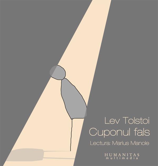 Cuponul fals 2 cd\'s - Lev Tolstoi