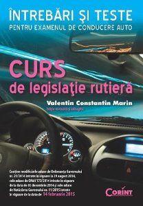 CURS DE LEGISLATIE RUTIERA 2015. INTREBARI SI TESTE