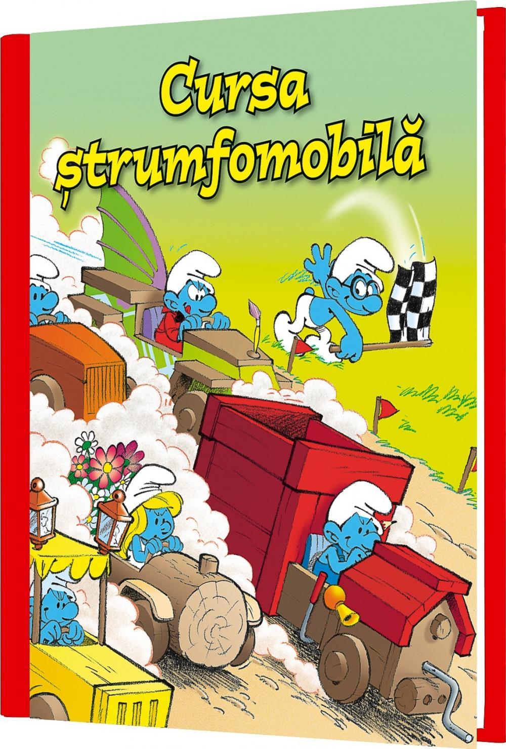 CURSA STRUMFOMOBILA+ GLOBURILE DE CRISTAL