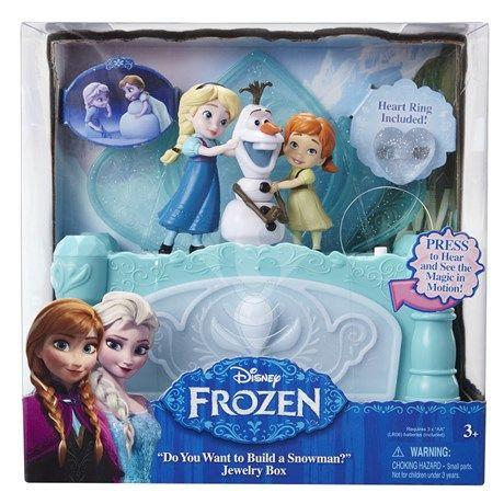 Cutie bijuterii,Frozen,muzicala