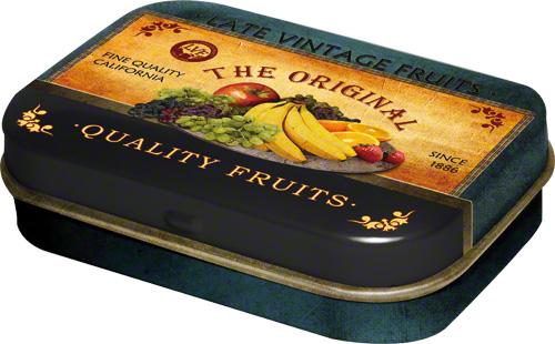 CUTIE MICA CU BOMBOANE FRUITS