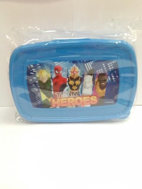 Cutie sandwich Spiderman