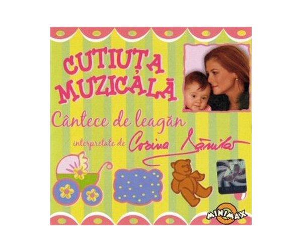 CUTIUTA MUZICALA CANTECE DE LEAGAN