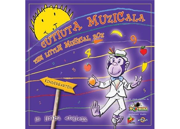 CUTIUTA MUZICALA THE LITTLE MUSICAL BOX