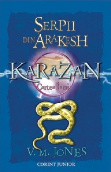 CVARTETUL  KARAZAN  (3+ 1 GRATIS)