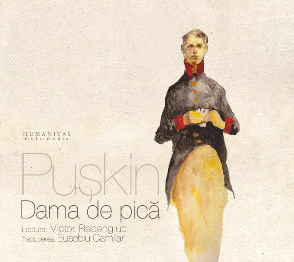 Dama De Pica, audiobook (reeditare) - Alexander Puskin