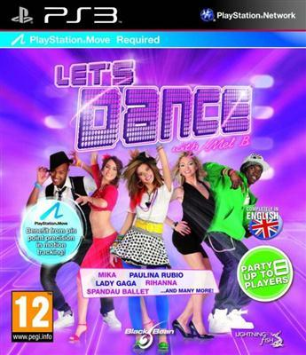 DANCE PARTY WITH MEL B (COMPATIBIL MOVE) - PS3