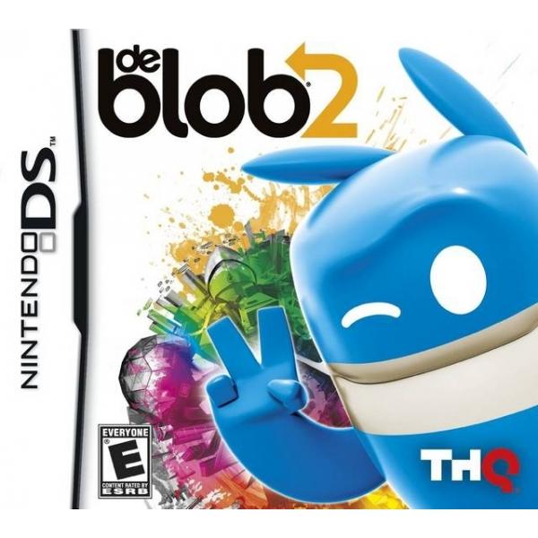 DE BLOB 2: THE UNDERGRO DS