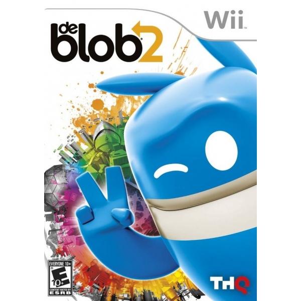 DE BLOB 2: THE UNDERGRO WII