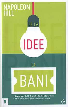 DE LA IDEE LA BANI EDITIA 2