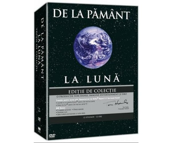 DE LA PAMANT LA LUNA: E FROM THE EARTH TO THE M